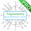Trigonometry QuickReferencePro icon