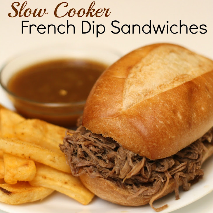 Easy Slow Cooker French Dip Recipes — Dishmaps