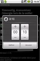 Screenshot of Timeout3g-free