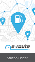 Screenshot of e-route UK
