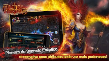 Screenshot of Almas Imortais -3D MMORPG GAME