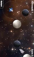 Screenshot of Space Orbiter Game Free