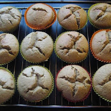 Fresh Ginger Muffins (Gluten and Dairy Free)