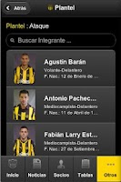 Screenshot of C.A.Peñarol - Oficial
