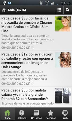 Groupon Deals Panama