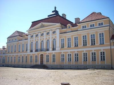 Pałac - widok ogólny