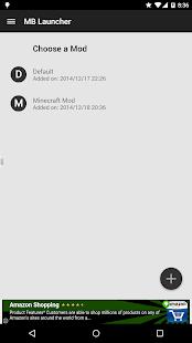 MBLauncher - Minebuilder Mods – Miniaturansicht des Screenshots