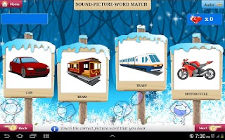 Screenshot of Kids Preschool Games TAB Lite