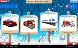 Screenshot of Kids Preschool Games TAB Lite