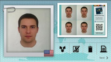 Screenshot of Passport Photo Plus