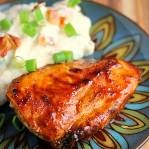 Stovetop Barbecue Chicken