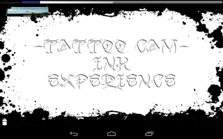 Screenshot of Tattoo Cam: Ink Experience