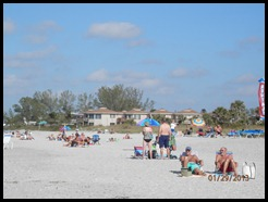 Englewood Beach Old Crowd