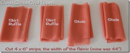 Peaches and Cream Barbie Dress (3)