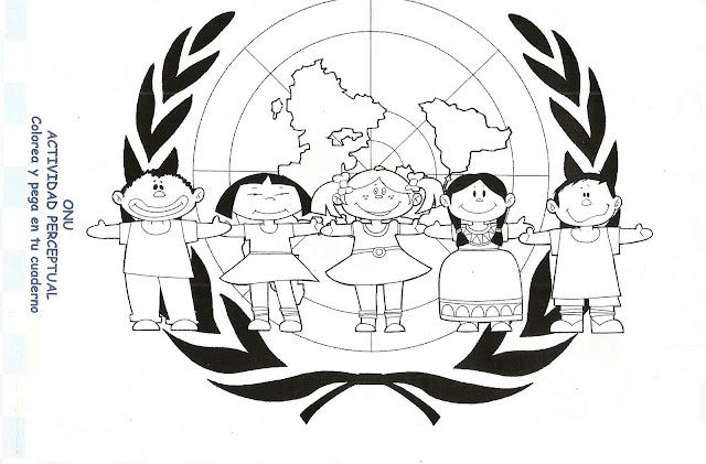 Pintamos El Dia De Las Naciones Unidas