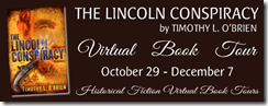 The Lincoln Conspiracy Tour Button
