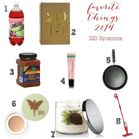 favorite things 2014 at 320 Sycamore