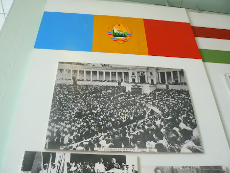 Muzee Coreea de Nord: Prezente romanesti in Muzeul Razboiului Phenian