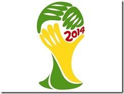 Logotipo da Copa do Mundo de Futebol 2014