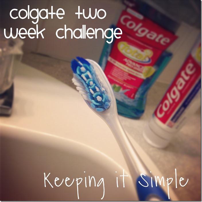 colgate challenge