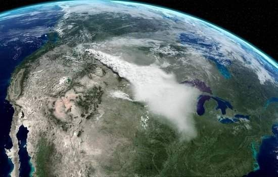 Caso o supervulcão de Yellowstone entrasse em erupção, as consequências poderiam ser catastróficas.