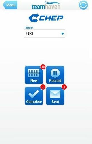 CHEP Audits Mobile