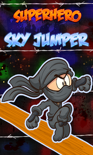 Superhero Sky Jumper