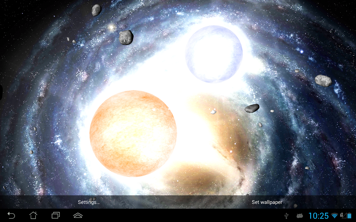 Solar System HD Deluxe Edition- screenshot