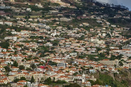 Revelion 2014: Funchal, capitala insulei Madeira