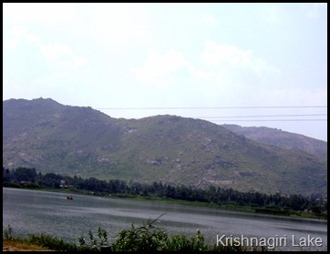 Krishnagiri Lake