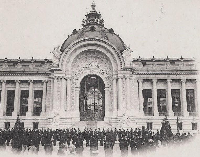 exposition paris 1900 la ville spectacle au petit palais. Black Bedroom Furniture Sets. Home Design Ideas