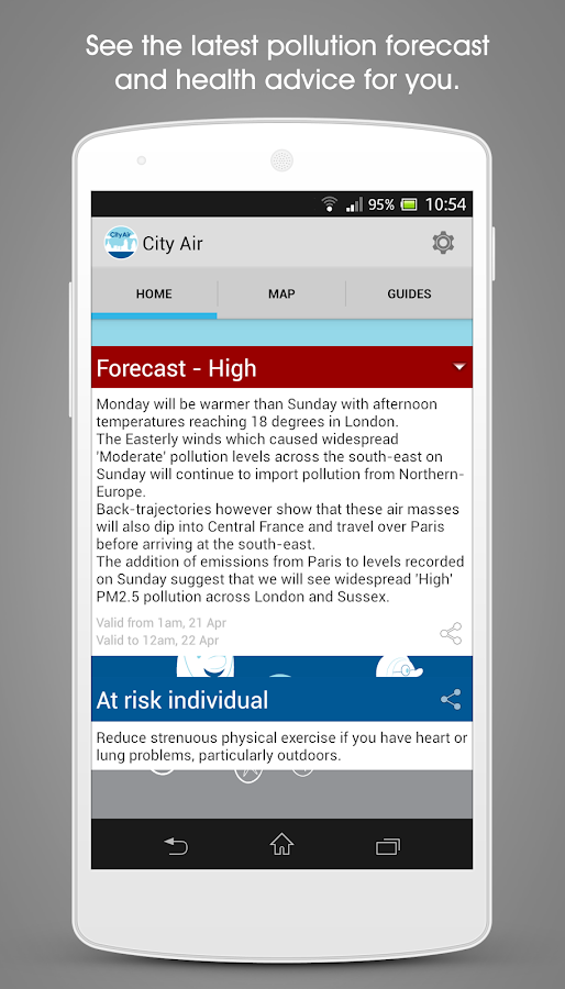 City Air - screenshot