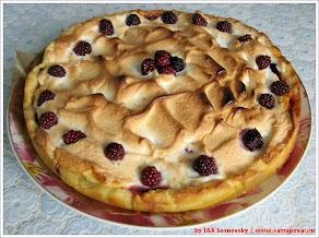 Ягодный пирог. www.samapovar.ru