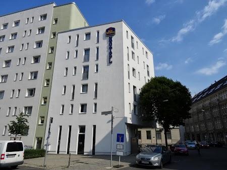 Cazare Berlin: Hotel Best Western am Spittlelmarkt