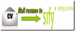 Mail resume Sify