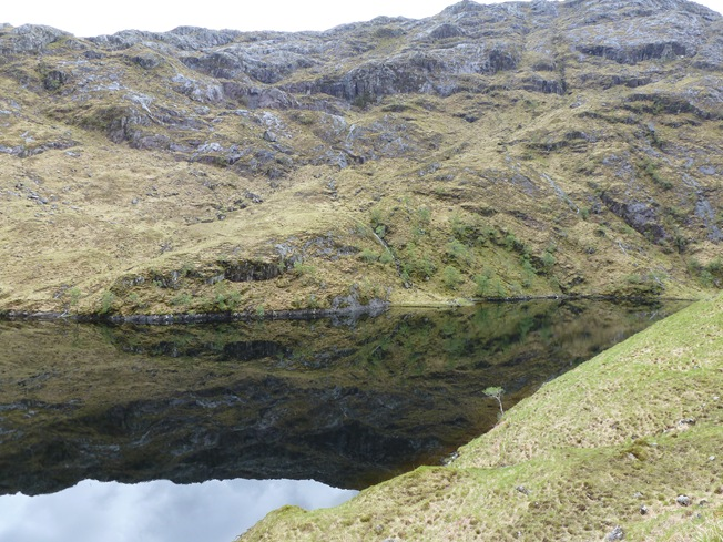 PHIL'S PICTURE: SOUTH SIDE OF LOCHAN NAM BREAC