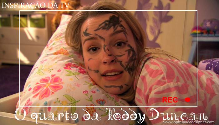 o quarto da teddy duncan