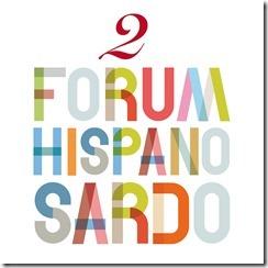 Immagine del logo del forum hispano sardo seconda edizione