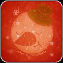 Snowman GO Launcher EX Theme logo