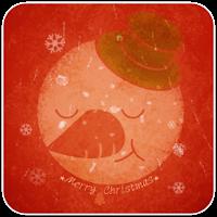 Snowman GO Launcher EX Theme 1.2