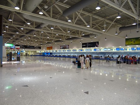 Aeroportul Al Maktoum - Dubai World Central (DWC)