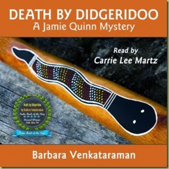 Death by Didgeridoo by Barbara Venkataraman - Thoughts in Progress