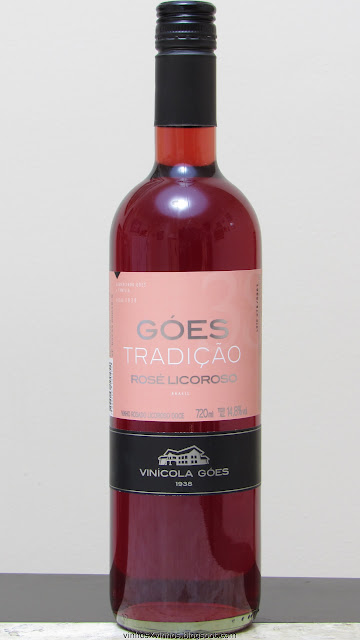Góes licoroso rosé