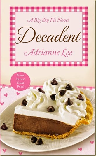 Decadent cover