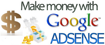mendapatkan penghasilan dari google adsense