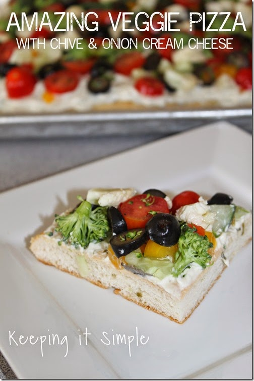 #shop Amazing-veggie-pizza #SpreadTheFlavor