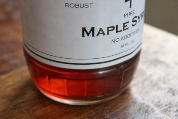 pure maple syrup grade a