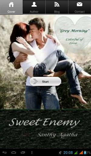 Novel Cinta Sweet Enemy