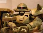 MS06F- Zaku II