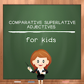 Comparative Superlative Adject